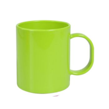 Personalised Polymer Full Color Mug 300ml - Green